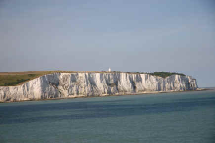 Dover - white cliffs
