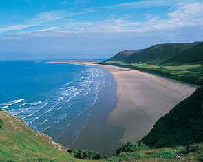 Gower Peninsular Coast