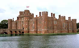 South East Coast Attractions - Herstmonceux Castle