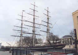 Cutty Sark - closed until further notice