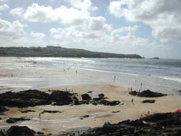 Newquay Cornwall Coast