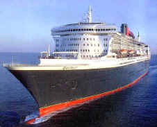 Southampton - Queen Mary II