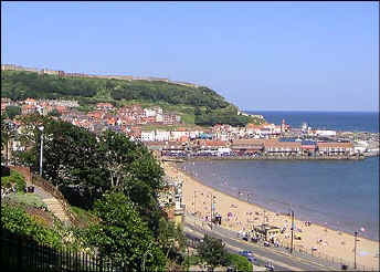 Scarborough coast
