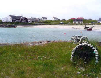 Scarinish beach Tiree Scotland