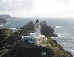 Muckle Flugga - the lighthouse on the edge of the World!