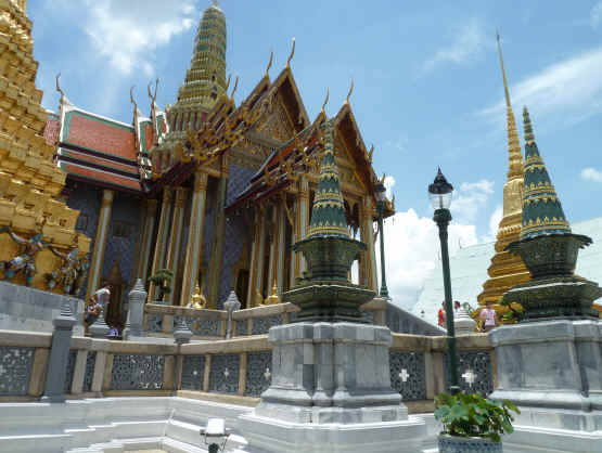 Royal Palace Thailand