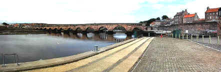 Berwick upon Tweed Bridge