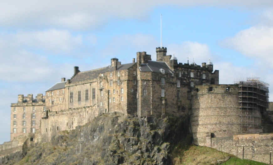 Edinburugh Castle